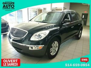 2012 Buick Enclave CX / AWD / 7 PLACES /  ENSEMBLE REMORQUAGE /