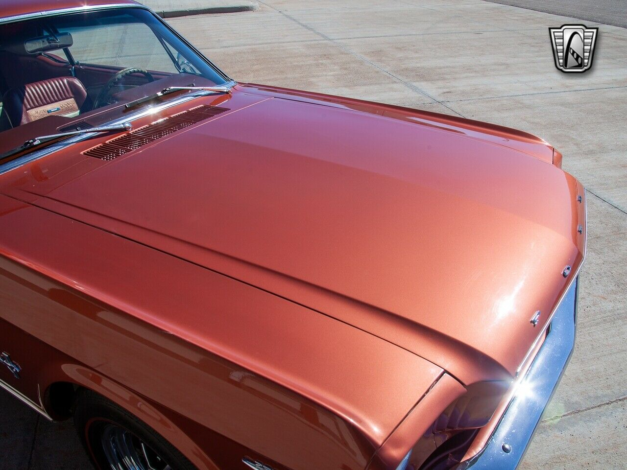 Ford Mustang 1966 photo 10
