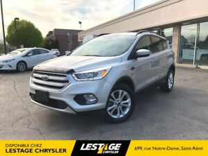 2018 Ford Escape SEL AWD / CUIR / NAVIGATION / TOIT PANO / CAMER