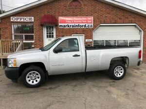 2010 Chevrolet Silverado 1500 WT V6 A/C Regular Cab Long Box