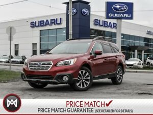 2016 Subaru Outback 2.5i LTD NAV LEATHER BACK UP CAM