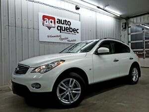 2014 Infiniti QX50 Journey AWD  / Cam Recul 360 / Jamais Acciden