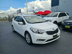2015 Kia Cerato YD MY15 S Premium 6 Speed Automatic Hatchback Canley Vale Fairfield Area Preview