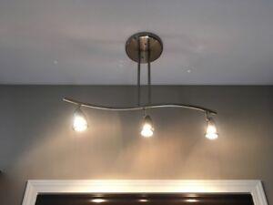 Curved Ceiling Light Fixture