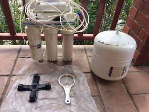 ****THREE STAGE REVERSE OSMOSIS WATER FILTER**** Toowong Brisbane North West Preview