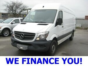 2014 Mercedes Benz Sprinter EXT