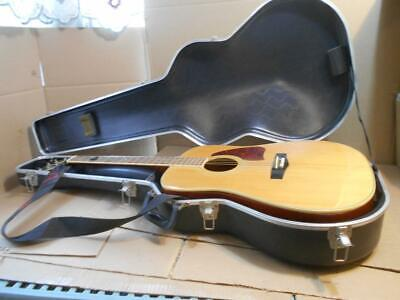 Ibanez Artwood AW941246  Acoustic with Rugged and Tough Hardshell Case ~