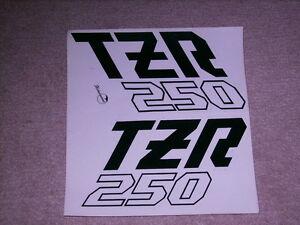 Yamaha TZR 250 Stickers