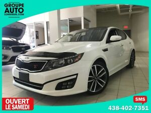 2014 Kia Optima SX Turbo / GPS / TOIT / CUIR / CAMERA /