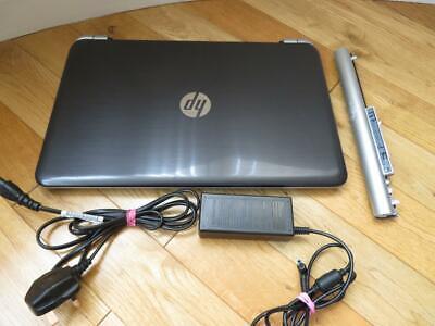 "Laptop Windows - HP Pavilion 15-N096SA Intel Core i5 8GB RAM 500B HDD 15.6"" Laptop Windows 10"