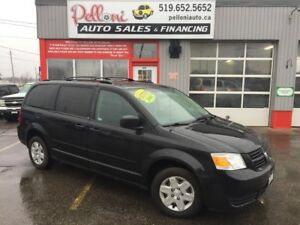 2008 Dodge Grand Caravan SE DVD + STOW N' GO SEATING