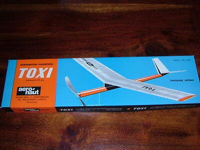TOXI ~ Gummimotor Flugmodell von AERONAUT ~ 1230