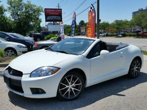2011 Mitsubishi Eclipse GS Soft top Convertible
