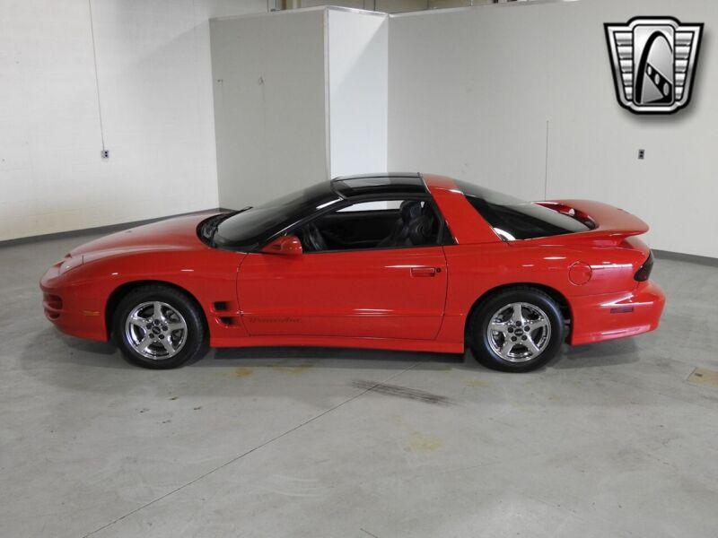 Image 9 Voiture Américaine d'occasion Pontiac Trans Am 1998
