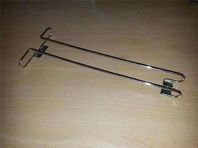 Brass Glass Hanger (10
