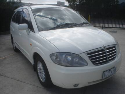 Rent to Own 2010 Diesel Ssangyong Stavic SV270 Brooklyn Brimbank Area Preview