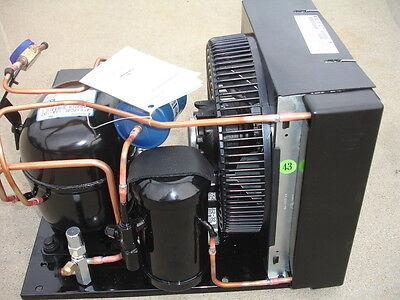 Copeland Emerson Indoor 12hp 115volt Condensing Unit M4fl-h051-iaa-272 New