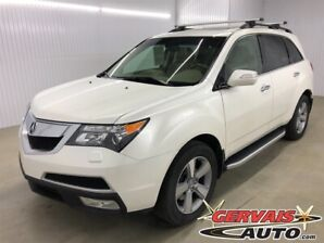 2013 Acura MDX Technology AWD GPS Tv/DVD Cuir Toit Ouvrant MAGS