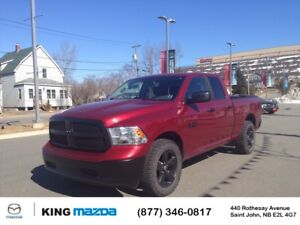 "2014 Ram 1500 SLT- $211 B/W BLACK TRIM..20"""" WHEELS..4X4...QUAD"