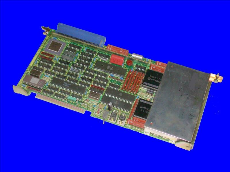 GE FANUC MEMORY BUBBLE CIRCUIT BOARD A16B-1211-0090