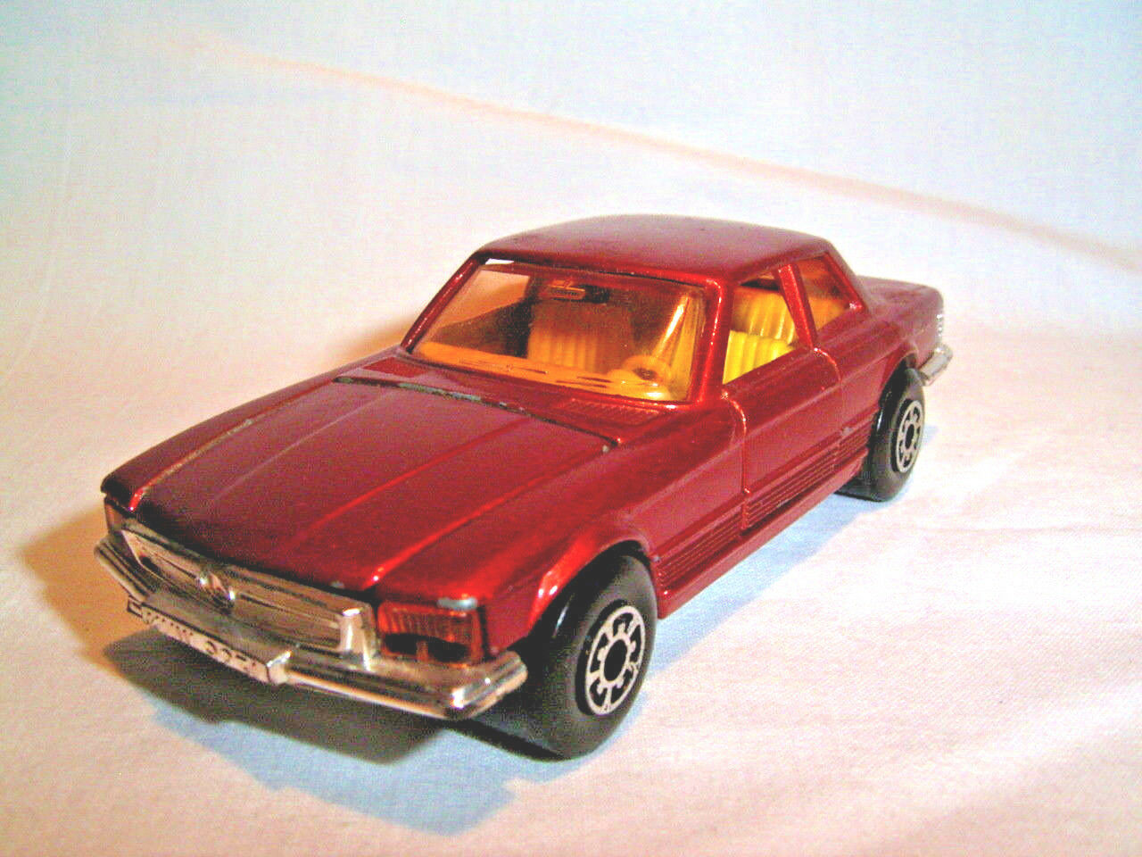 Matchbox / Lesney Speed Kings K 61 K 48 Mercedes 350 SLC