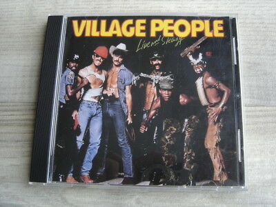 disco pop CD gay 70s VILLAGE PEOPLE Live And Sleazy IN THE NAVY YMCA LGBT queer - Disco In The 70s