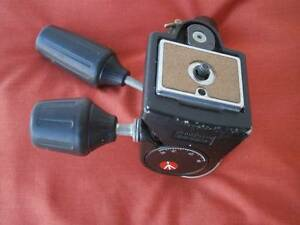 Manfrotto Tripod Head Model 141 RC. Made in Italy. BARGAIN ! Seaton Charles Sturt Area Preview