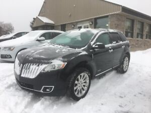 2012 Lincoln MKX Limited édition