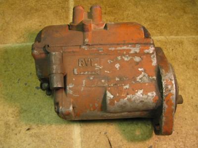 Fairbanks Morse Fm Rv4b 4 Cylinder Magneto Allis Chalmers Tractor U Uc Wc