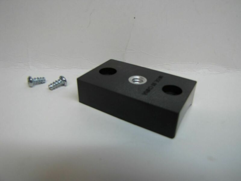 1/4-20 Telescope Tube to tripod adapter  - fits standard photo tripods