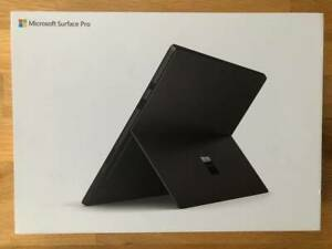 Microsoft Surface Pro 6 Black, 512Gb, 16Gb RAM with Type Cover