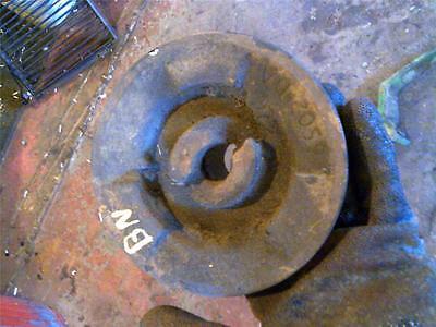 Farmall Ih B Bn Tractor Engine Motor Main Crankshaft Front Pulley