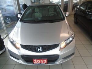 2013 Honda Civic LX NO ACCIDENTS,AUX HEATED SEATS,BLUETOOTH SAFE