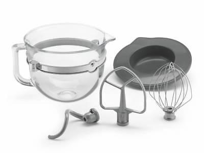 KitchenAid 6Qt Glass Bowl Kit for Bowl-Lift Stand Mixers