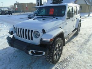 2018 Jeep Wrangler Unlimited Sports Utility Vehicle