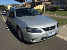 2007 Ford Falcon XT with rego Rwc 12 months warranty Dandenong Greater Dandenong Preview