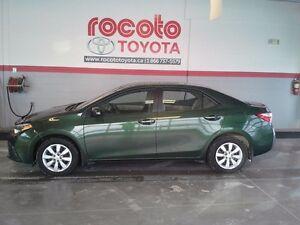 2015 Toyota Corolla LE AA