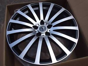 $780 Brand NEW 20X8.5wheels suits Holden Commodore,BMW3 Coopers Plains Brisbane South West Preview
