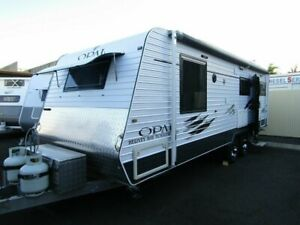2017 Opal Hervey Bay Tourer Mk1 23 Caravan Pialba Fraser Coast Preview