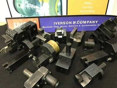 Traub Tnm 42 Tool Holders And Parts