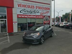 2017 Kia Rio SX ** BLUETOOTH ** AUCUN ACCIDENT CARPROOF **