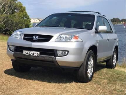 Honda  MDX 4WD 7 seater SUV