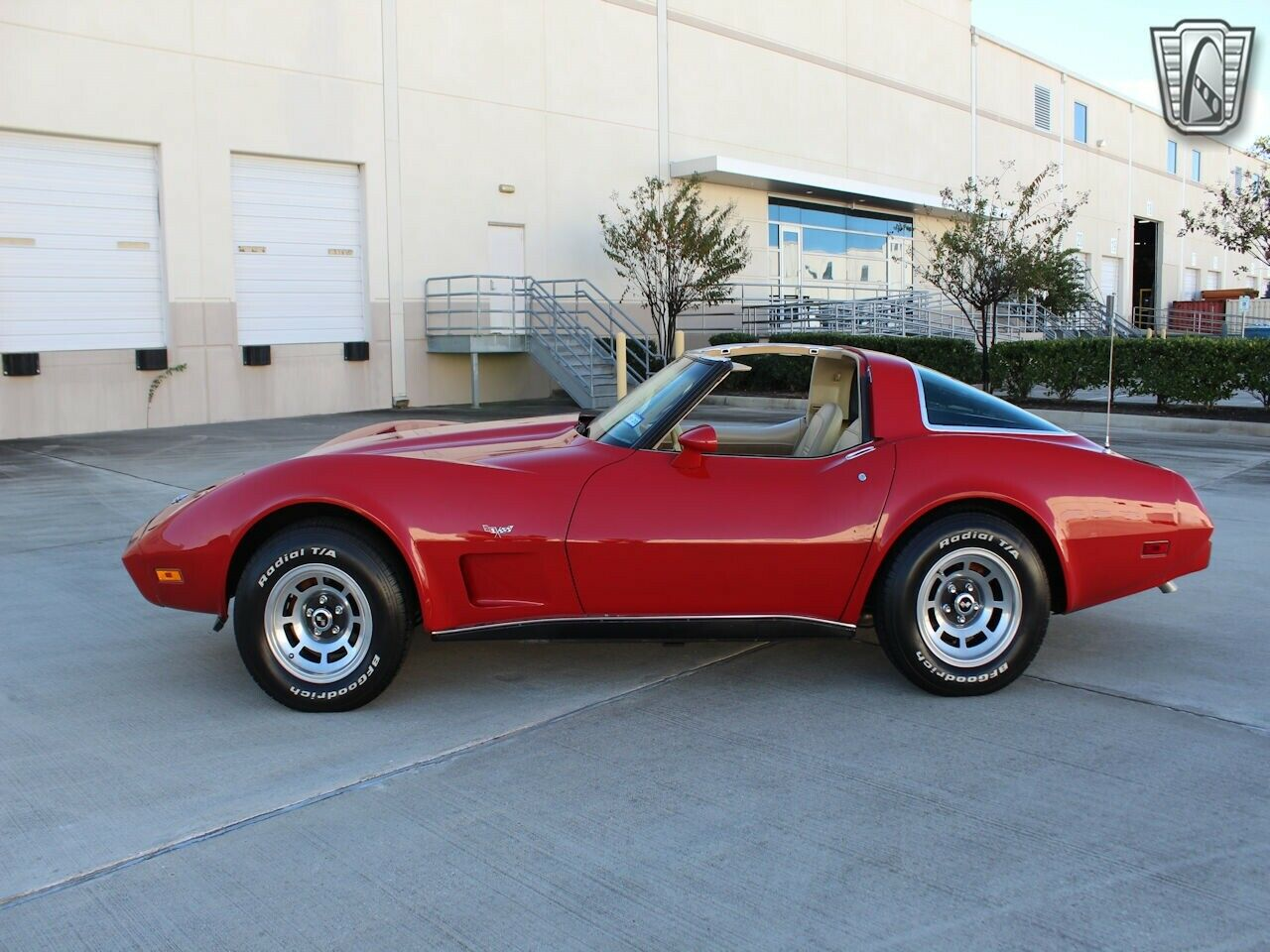 1978 Red Chevrolet Corvette   | C3 Corvette Photo 3