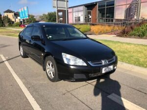 2005 Honda Accord Sedan low kms rego rwc
