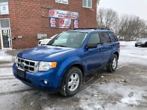 2011 Ford Escape XLT/NO ACCIDENT/CERTIFIED/WARRANTY INCLUDED