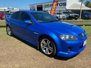 2009 Holden Commodore VE MY09.5 SV6 Blue 6 Speed Manual Sedan Durack Palmerston Area Preview
