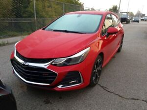 2019 Chevrolet Cruze LT RS PACKAGE / REAR VISION CAMERA / WIF...
