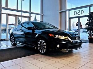 2015 Honda Accord Coupe EX-L {Cuir, Navigation, Toit Ouvrant, Ma