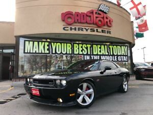 2012 Dodge Challenger SRT8 392 P-SUNROOF H-TED WHEEL NAVI ACCIDE