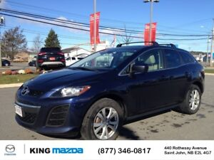 2011 Mazda CX-7 GS TURBO..ALL WHEEL DRIVE...HEATED LEATHER SEATS